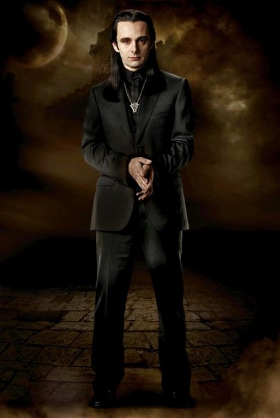 aro michael sheen volturi