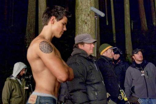 noorkuu new moon taylor lautner set