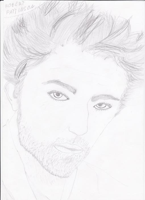 fännijoonistus mari-liis_robert-Pattinson